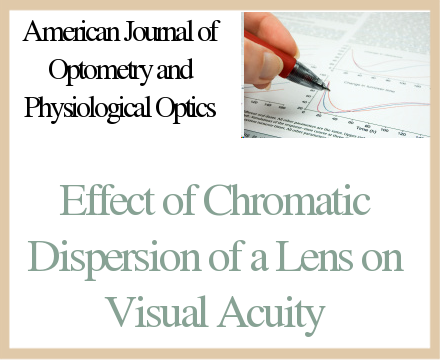 American Journal of Optometry & Physiological Optics